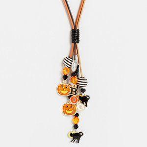 Jewelry - Corded Halloween Necklace